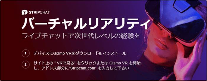 海外VRライブチャット